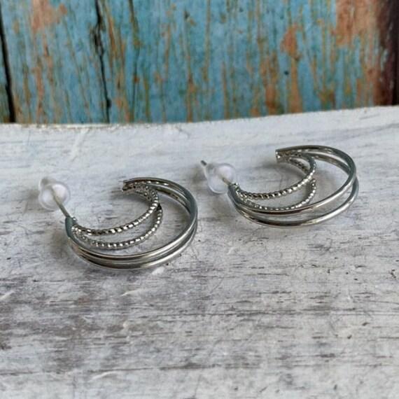 S055 - Minimalist Earrings,Geometric Earrings,Stud Earring