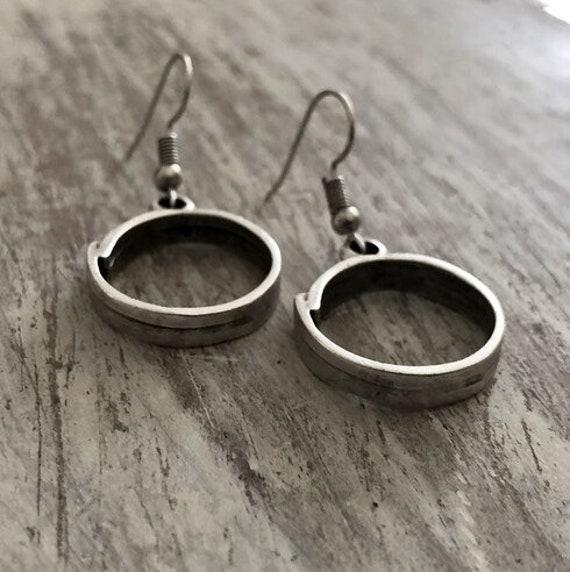 5604 - Bohemian jewelry boho earrings ethnic earrings dangle earrings statement earrings gypsy earrings tribal jewelry tribal earrings