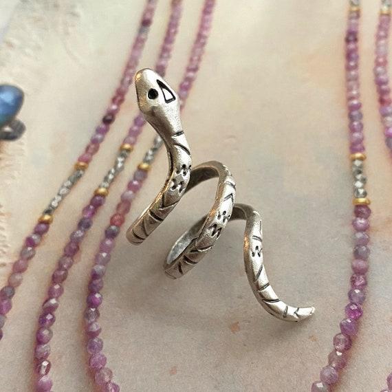 4372 - Boho Ring, Bohemian Ring , Ethnic, Tribal,hippie Style