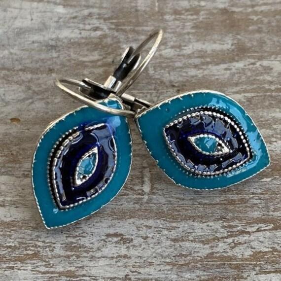 5300 - Bohemian Earrings,Bohemian Jewelry, Art Deco,