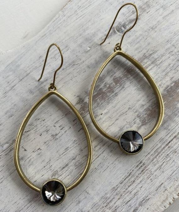 5463 - Bohemian Earrings, Bohemian Jewelry, Gift for Her.