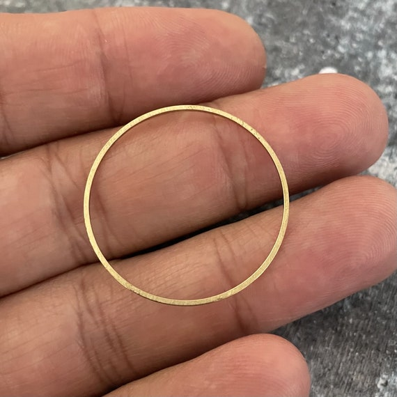 Brass Charms, Raw Brass Earring Findings. Earring Finds. Wholesale earring findings for jewelry making parts.-3081