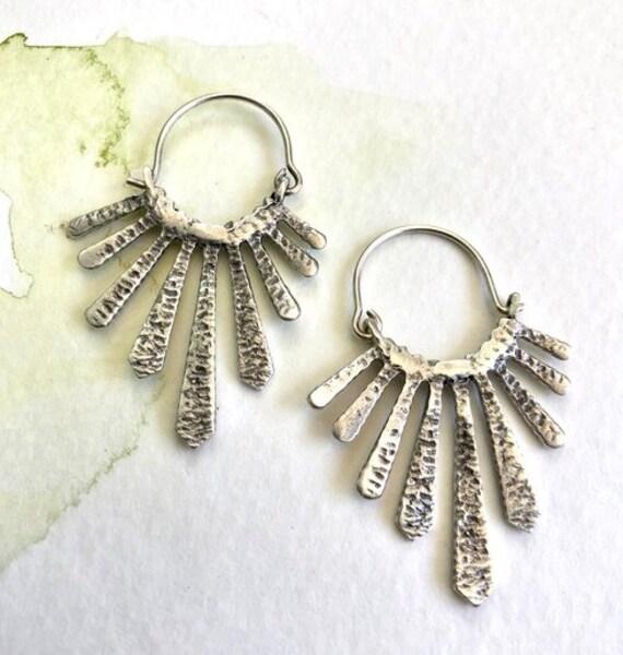 5332 - Bohemian Earrings,Bohemian Jewelry, Minimalist Earrings