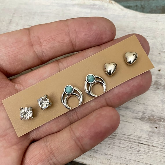 5593 - Bohemian Earrings,Bohemian Jewelry, Best Friends Gift