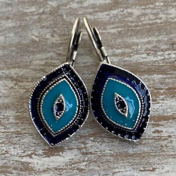 5321 - Bohemian Earrings,Bohemian Jewelry, Minimalist Earrings