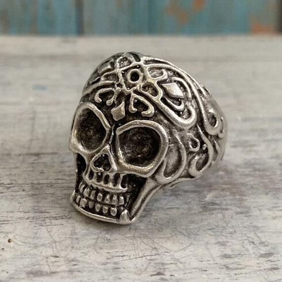 4307 -bohemian,boho Ring, Ethnic Tribal,  Gypsy Hippie Rings