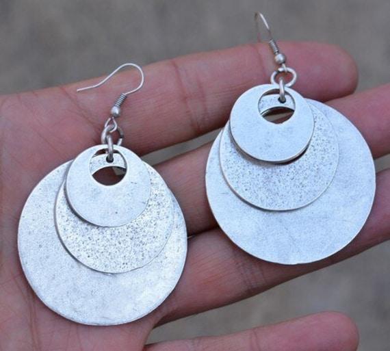 5489 - Bohemian Earrings, Bohemian Jewelry, Gift for Her