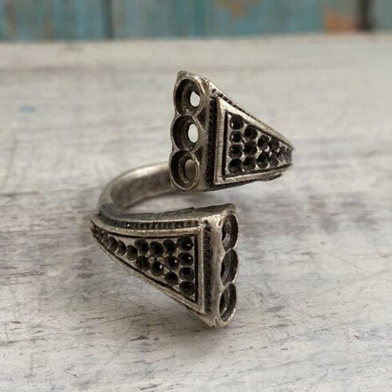 4320 -bohemian,boho Ring, Ethnic Tribal,  Gypsy Hippie Rings