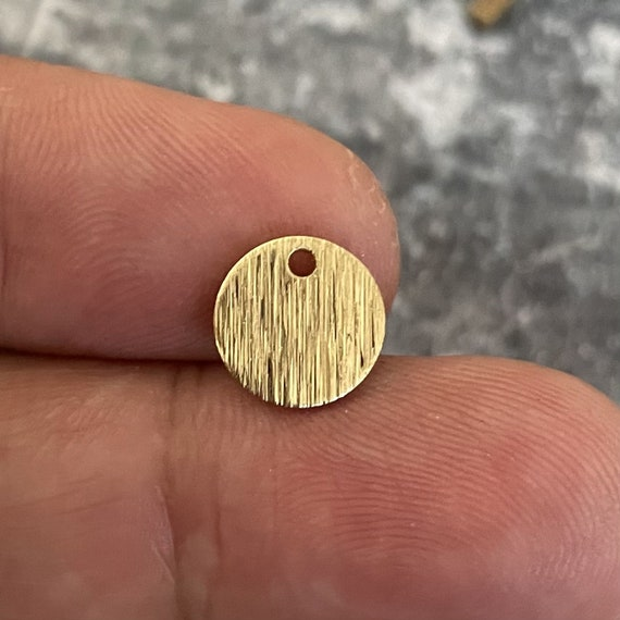 Brass Charms, Raw Brass Earring Findings. Earring Finds. Wholesale earring findings for jewelry making parts. - 3089