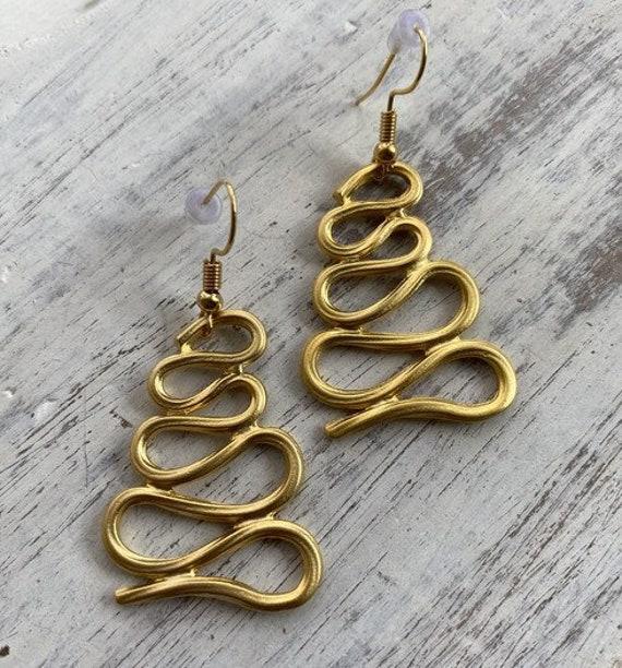 5429 - Bohemian, Boho Style, Gypsy, Hippie, Ethnic Earrings - Bohemian Earrings -Boho Earrings