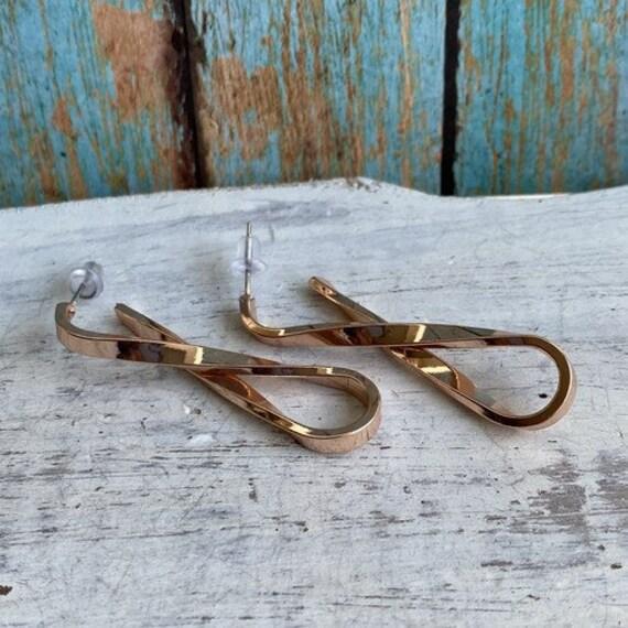 S080 - Minimalist Earrings,Bohemian Jewelry,Gold Earrings