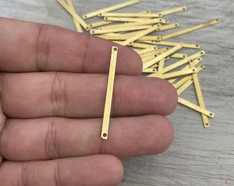 40 mm - Approx.40 PCS Raw Brass Earring Findings,One set, endless possibilities. Wholesale earring findings for jewelry making parts.3044
