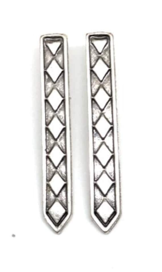 5330 - Bohemian Earrings,Bohemian Jewelry, Minimalist Earrings
