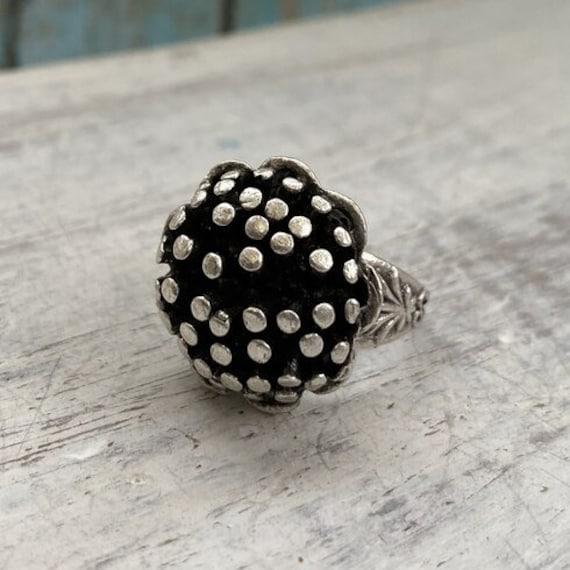 4416 - Boho Ring, Bohemian Ring , Ethnic, Tribal, Hippie Style