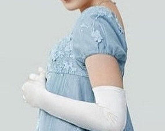 "Women's Regency ""Bridgerton"" Evening Gown - Custom, Made To Order (Fabric NOT Included)"