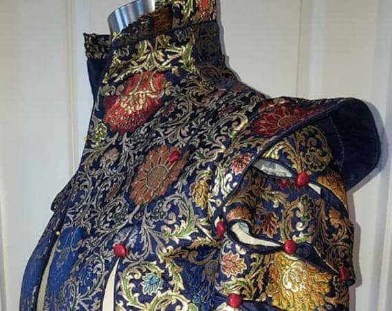 Men's Elizabethan Doublet, Renaissance Costume, Made To Order