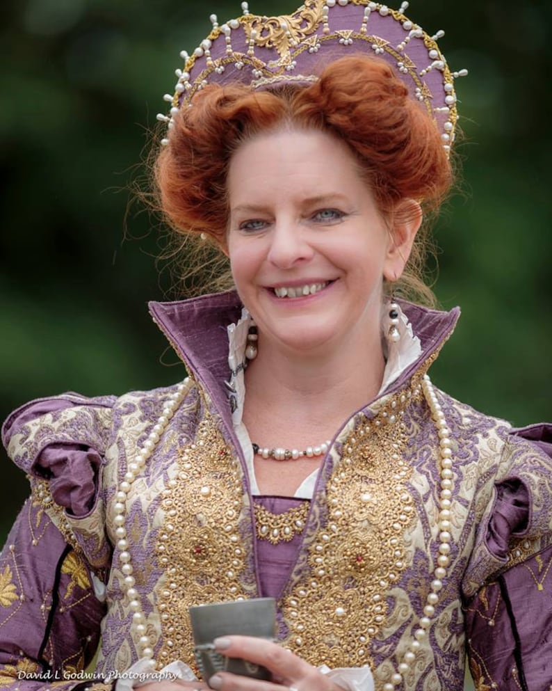 Image 0: Authentic Renaissance Wedding Dresses At Websimilar.org