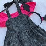 Vapirina Inspired dress
