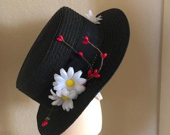 RTS/MARY POPPINS Nanny Hat