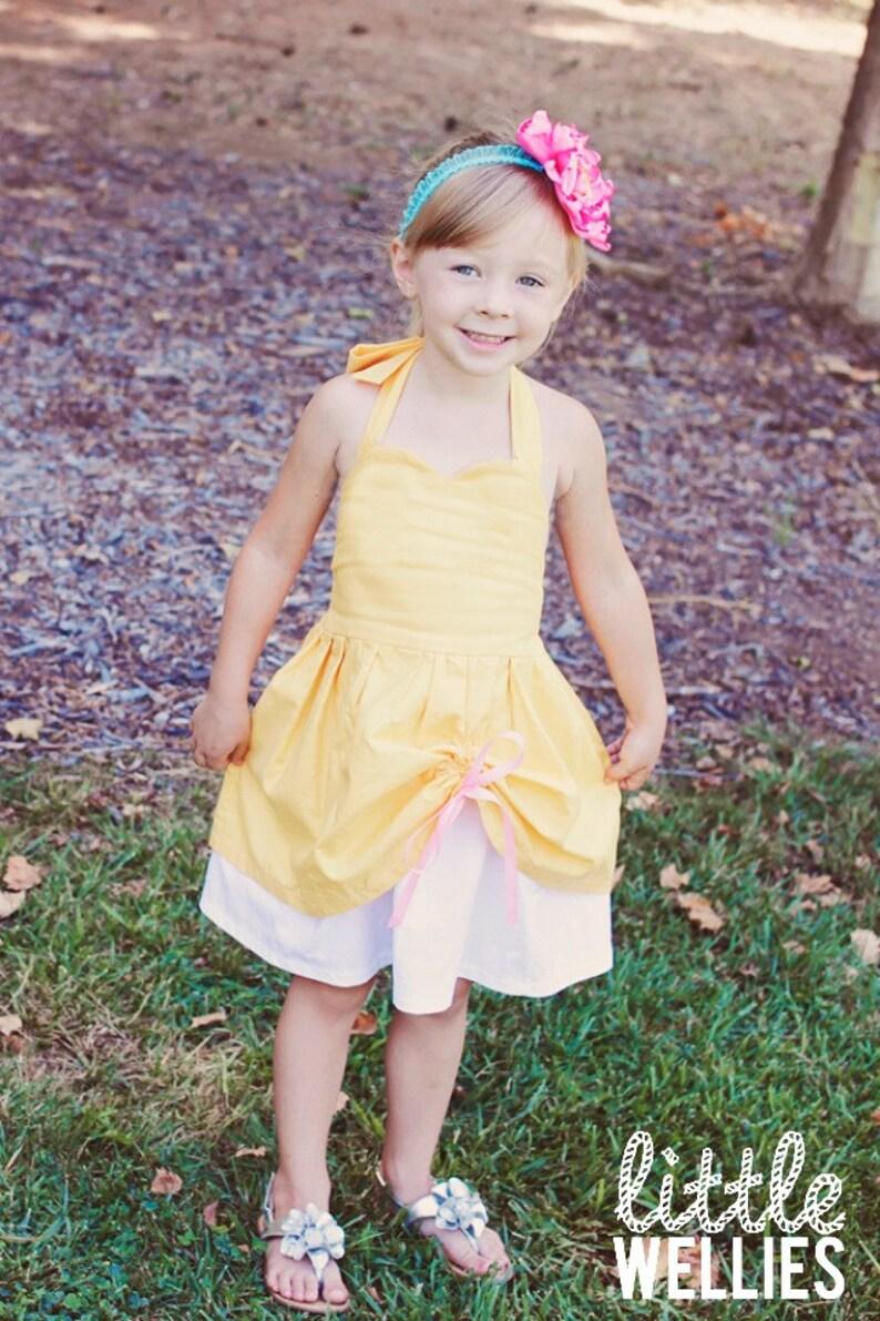 BELLE Inspired Dress image 0