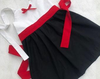 Mary Poppins Nanny Dress