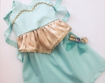 Jasmine Inspired Play Dress