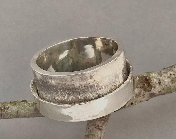Spinner Ring 10.5
