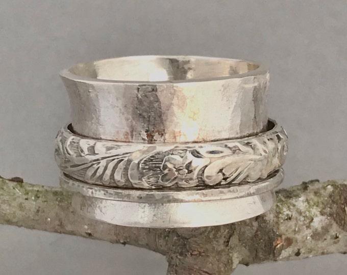 Spinner Ring 5.5