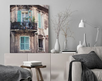 New Orleans Print, Fine Art Photography, Travel Photo, New Orleans Decor, French Quarter Photograph, Architecture, Affordable Wall Art