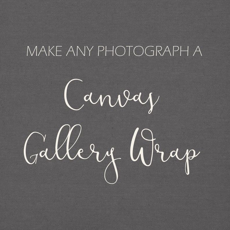 Canvas Gallery Wrap Fine Art Photography Canvas Wall Art   image 0