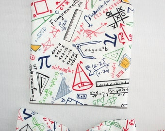 Pocket Square Mathematical