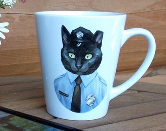 Officer Tom 12oz Mug