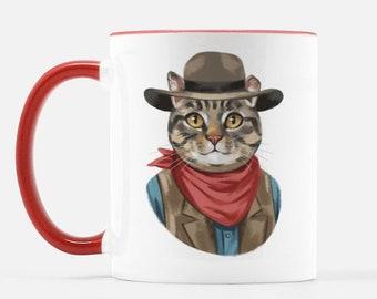 Cowboy Walter 11oz Mug
