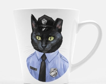 Officer Tom 12oz Mug