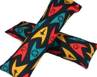 Eco-Kicker Catnip Cat Toy - Star Trek