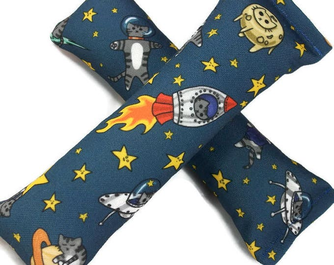 Featured listing image: Eco-Kicker Catnip Cat Toy - Cats in Space