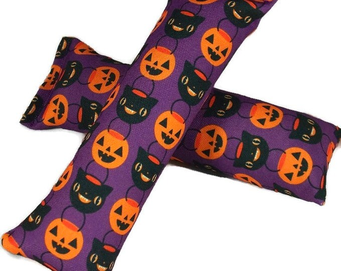 Featured listing image: Eco-Kicker Catnip Cat Toy - Trick or Treat
