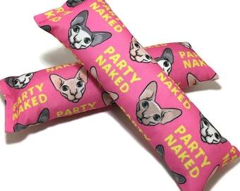Eco-Kicker Catnip Cat Toy - Party Naked