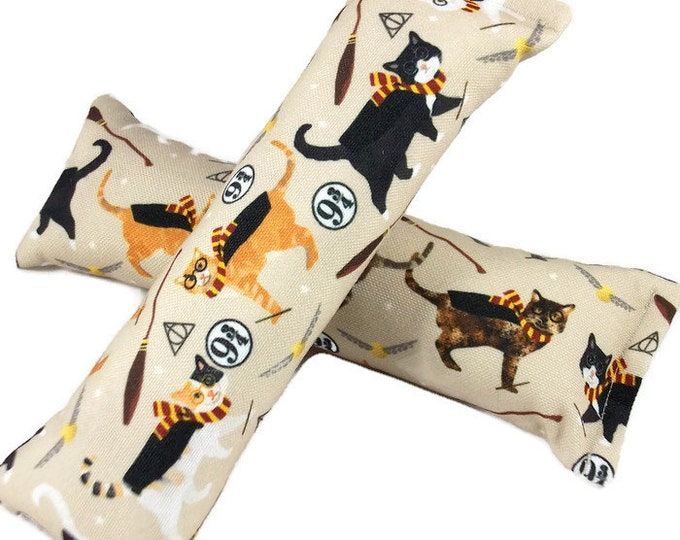 Featured listing image: Eco-Kicker Catnip Cat Toy - Kitty Pawter