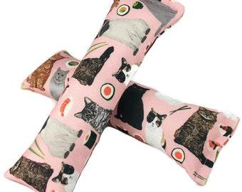 Eco-Kicker Catnip Cat Toy - Sushi Cats