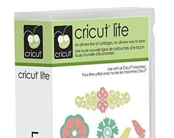 Lovely Floral Cricut Lite Cartridge