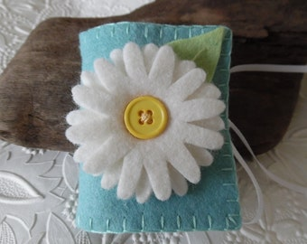 Filz Blume Nadel Buch wolle Daisy Pinkeep Nadel Fall Pins Quilter