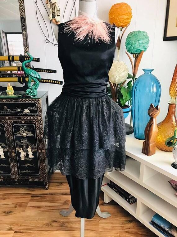 Beautiful 1920's Jeanne Lanvin Robe de Style Dress