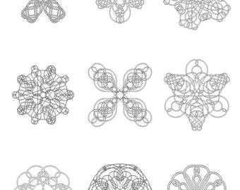 Celtic Knot Coloring Book 9 PDF