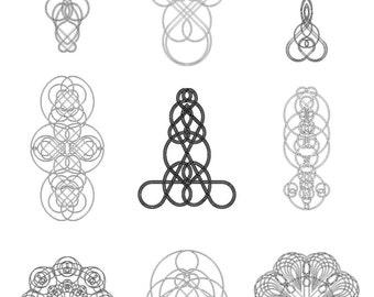 Celtic Knot Coloring Book 10 PDF