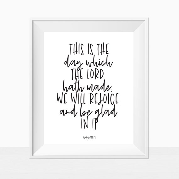 graphic about Printable Bible Verses Kjv known as Printable Bible Verses - Celebrate - Wall Artwork Print