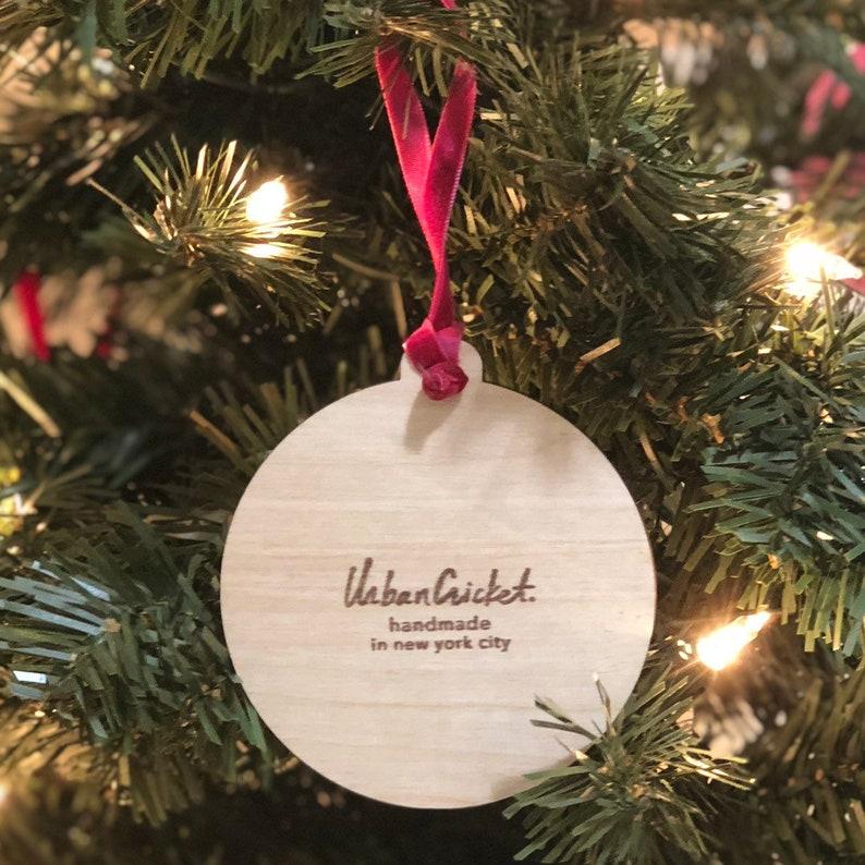 Mariah Holiday Ornament