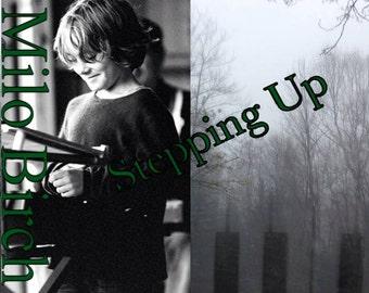 Stepping Up CD by Milo Birch