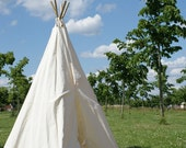 Tipi, Teepee, playtent indoor and outdoor-COVER ONLY-Free shipping