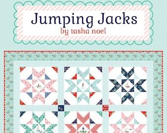 star light barn star pdf etsy Pump House Diagram jumping jacks quilt pattern pdf